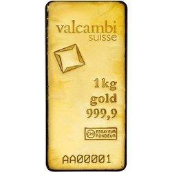 Sztaba złota LBMA 1000 g