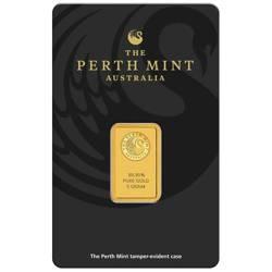 Sztaba złota LBMA  5 g