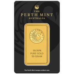 Sztaba złota LBMA  50 g