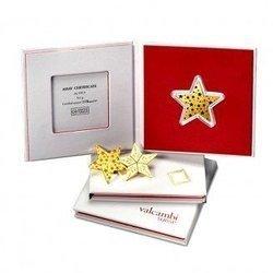 Sztaba złota VALCAMBI 5 x 1g Gold CombiBar Star (booklet) 24H